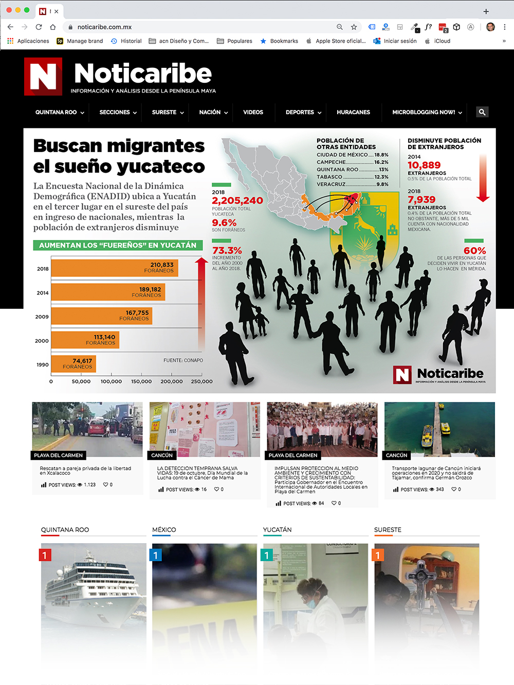 Portal de Noticias Noticaribe