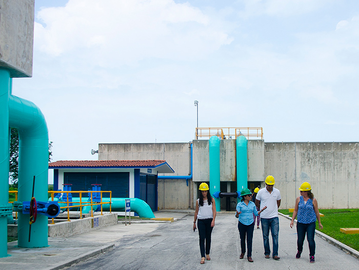 Plantas de Agua Residuales Quintana Roo